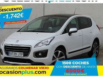 usado Peugeot 3008 2.0BLUEHDI 150 HP ALLURE S&S