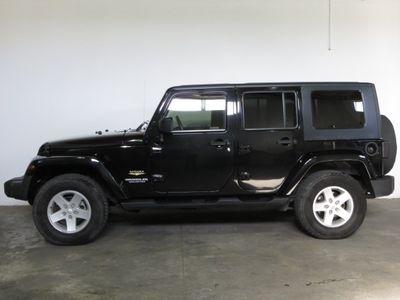usado Jeep Wrangler Unlimited 2.8 CRD Sahara