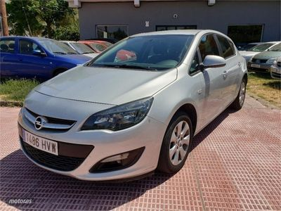 used Opel Astra 1.7 CDTi SS 130 CV Excellence
