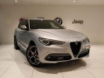 usado Alfa Romeo Stelvio 2.2 DIESEL 154KW 210CV VELOCE Q4