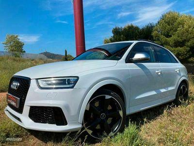 usado Audi Q3 RS 2.5 TFSI quattro S-Tronic 5p