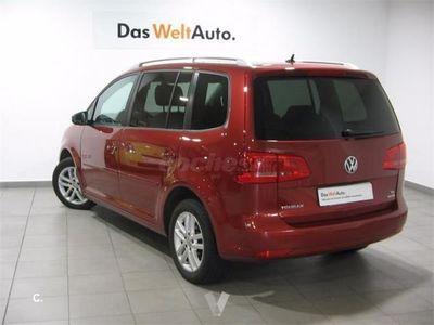 usado VW Touran 1.6 Tdi 105cv Dsg Advance 5p. -13
