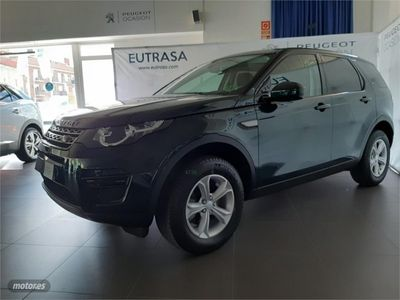 brugt Land Rover Discovery TD4 4WD SE 7 asientos