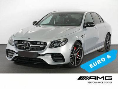 usado Mercedes E63 AMG SEDAN 4M+ S *Drivers Package*Burmester