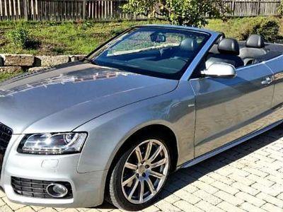 usado Audi A5 Cabriolet 3.0TDI quattro S-Tronic