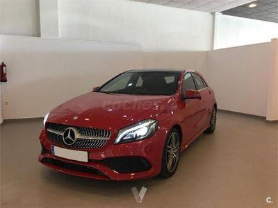 usado Mercedes A180 Clase AD Amg Line 5p. -16