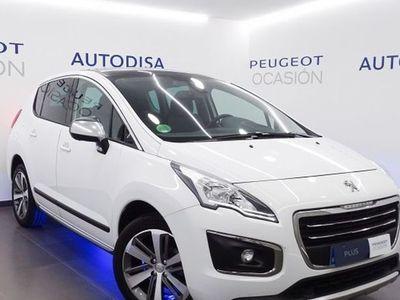 used Peugeot 3008 1.2 PureTech S&S Allure 130