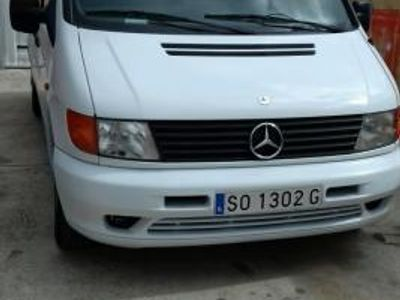 usado Mercedes Vito 108CDI 2.2TD FURGON -00