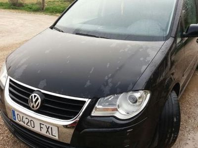 usado VW Touran 2.0 TDI 140cv Traveller -08