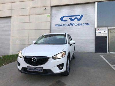 usado Mazda CX-5 2.2DE Luxury 4WD 175 Aut.