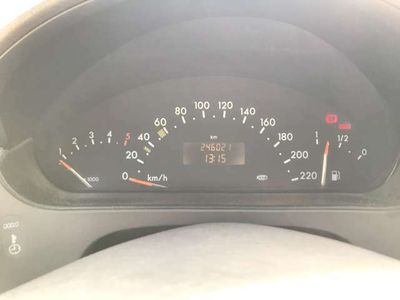 usado Mercedes A170 CDI Classic