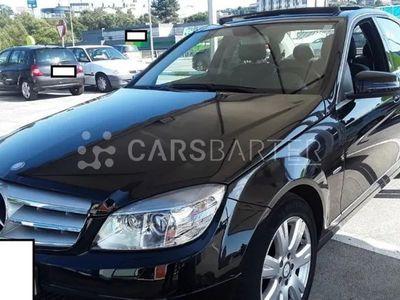 usado Mercedes C220 220CDI BE Executive Avantgarde 7G Plus