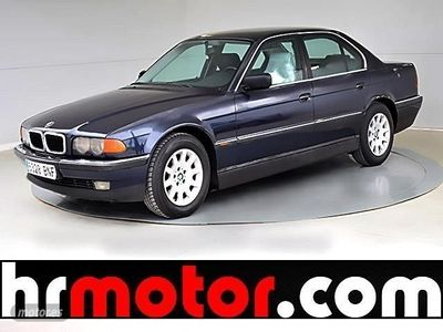 usado BMW 730 Serie 7 d Aut.