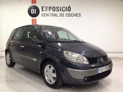 usado Renault Scénic 1.9 DCI 120cv + Clima + Cruise +Llantas, Barcelona