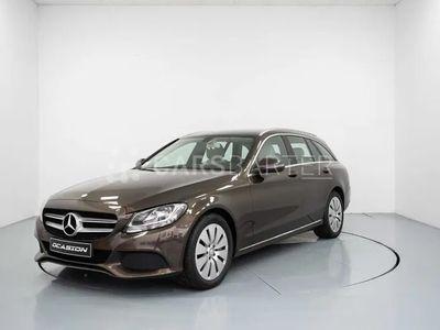 usado Mercedes C350 350E 2.0 HIBRIDO ENCHUFABLE 211 CV 5p