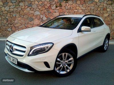 usado Mercedes GLA200 ClaseStyle