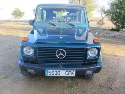usado Mercedes G350 GD Turbo SW Corto