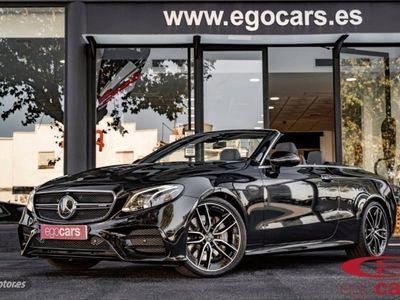 usado Mercedes E53 AMG Clase E Cabrio AMG4MATIC