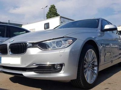 used BMW 318 Serie 3 F30 Diesel Luxury IMPECABLE