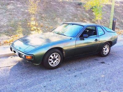 usado Porsche 924 2.0 Targa