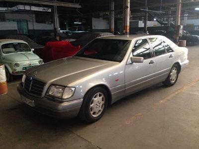 usado Mercedes S500 W140