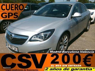 usado Opel Insignia 1.6 CDTI S&S ecoFlex Excellence 100 kW (136 C