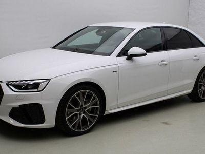 usado Audi A4 40 TDI quattro S line S tronic 140kW