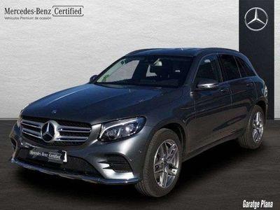 usado Mercedes GLC220 4Matic AMG Line