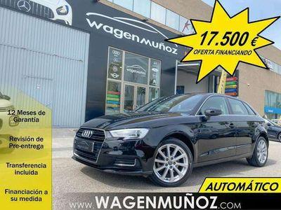 usado Audi A3 Sportback 2.0TDI Design ed. S-T 7 110kW