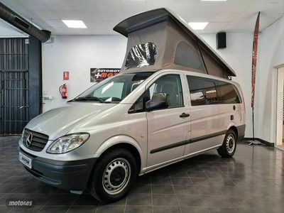 usado Mercedes Vito 111 CDI Combi Larga
