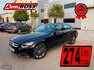 usado Mercedes C220 Clase Cd Sportive Avantgarde