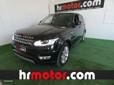 used Land Rover Range Rover Sport 3.0SDV6 HSE 306 Aut.