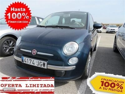 gebraucht Fiat 500 1.2 8v 69 CV Lounge