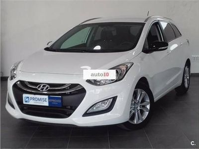 usado Hyundai i30 CW 1.6 CRDi 110cv Go Brasil