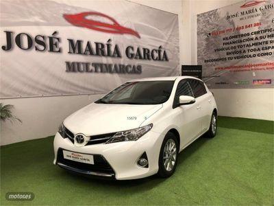 brugt Toyota Auris 90D Active