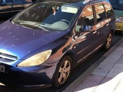used Peugeot 307 SW 2.0HDI Pack 110