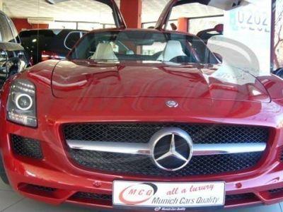 usado Mercedes SLS AMG 571CV 2010 27400 KMs