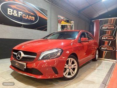 usado Mercedes A200 Clase Ad