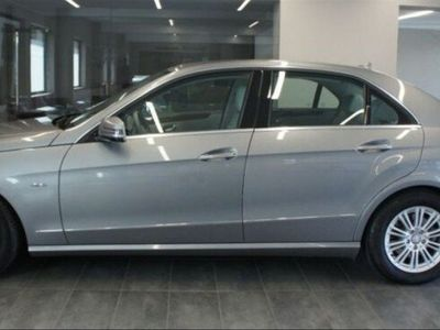 usado Mercedes E300 Clase ECDI Blue Efficiency Avantgarde