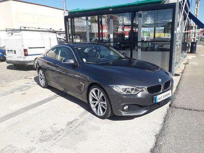 usado BMW 425 Serie 4 d Coupé Sport