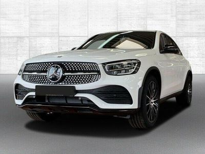 usado Mercedes 200 GLCd Coupe *FACELIFT* 4M AMG Techo LED Night Camara