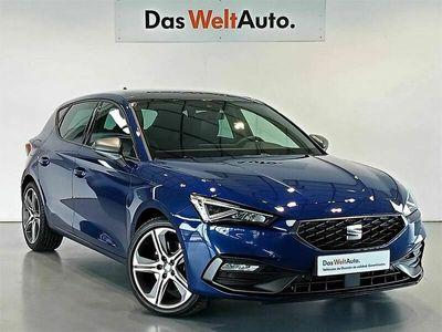 usado Seat Leon 1.5 TSI S&S FR 110 kW (150 CV)