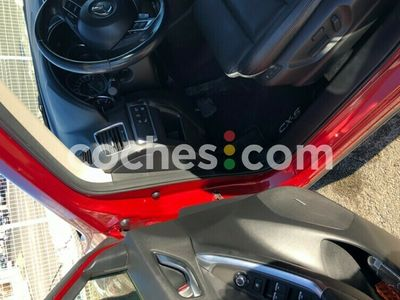 usado Mazda CX-5 Zenith Cruise+roof+black Leather 4wd Aut. 129kw 175 cv en Barcelona