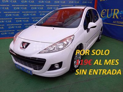 usado Peugeot 207 207active 1.6 hdi 92 fap 5p