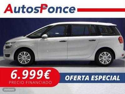 usado Citroën Grand C4 Picasso 1.6 HDi 110cv First 5p