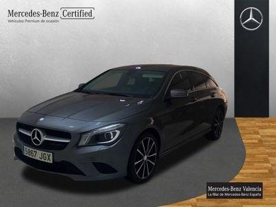 gebraucht Mercedes 200 Clase CLA Shooting BrakeUrban 7G-DCT