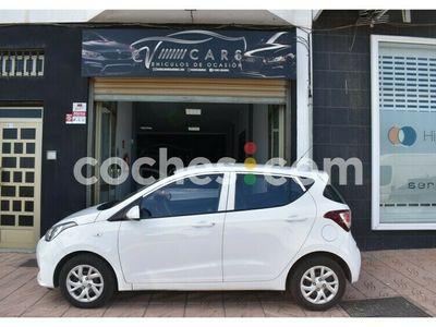 usado Hyundai i10 I101.0 Klass 66 cv en Palmas, Las