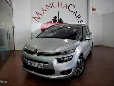 usado Citroën Grand C4 Picasso 2.0BlueHDi Intensive