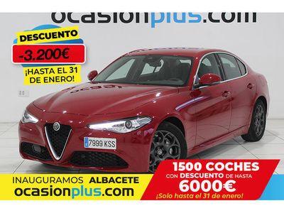 usado Alfa Romeo Giulia 2.0 Gasolina Executive AT (200 CV)