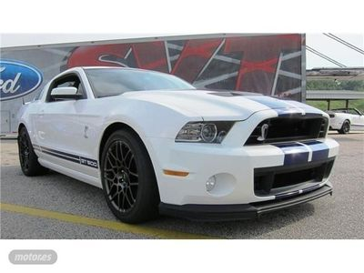 usado Ford Mustang Shelby GT500 Recaros, SVT y Track pacck, 750hp